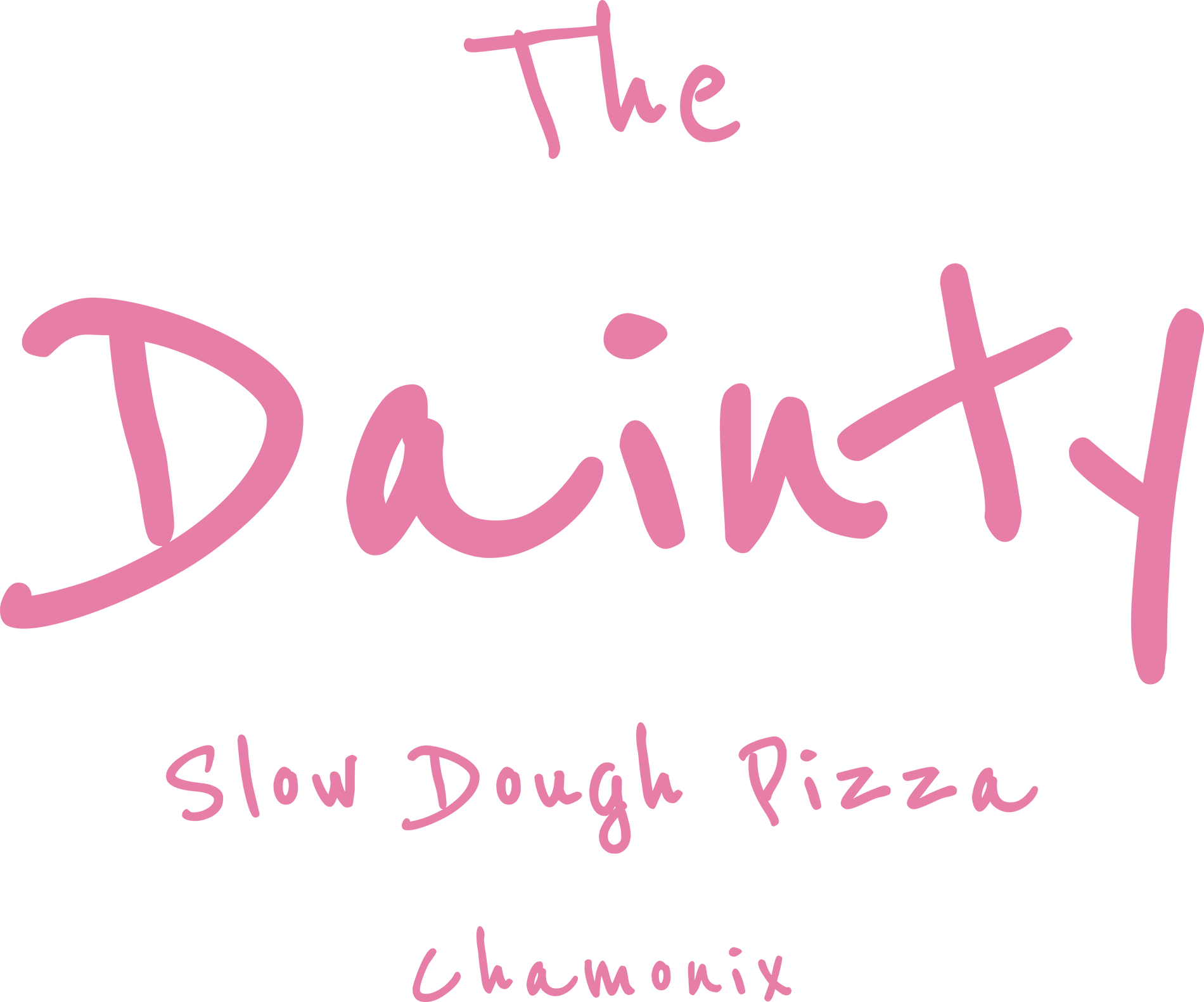 The Dainty Pizza